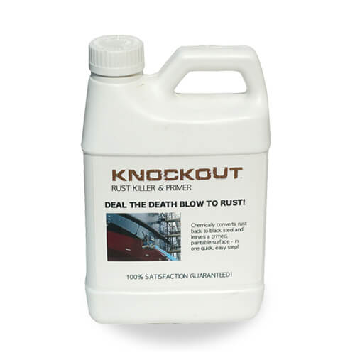 KNOCKOUT Rust Killer & Primer